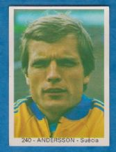 Sweden Bjorn Andersson Osters